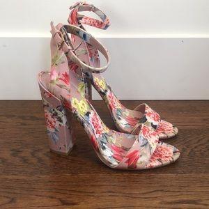Floral Block Heel by Aldo